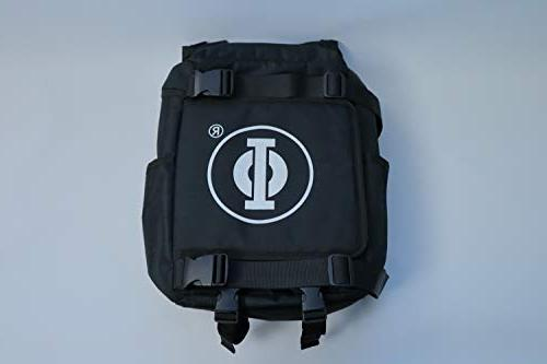 GoRide Commuter Skateboard Backpack and Storage Compartments