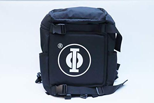 GoRide and Skateboard Backpack with Laptop and Large