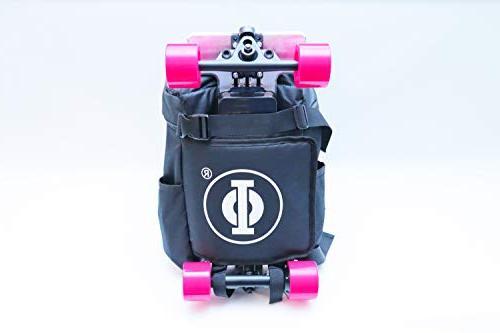commuter skateboard backpack