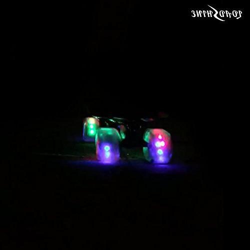 Loadshine Cruiser Skateboard Colorful LED Light Wheels for Kids/Beginner to of The