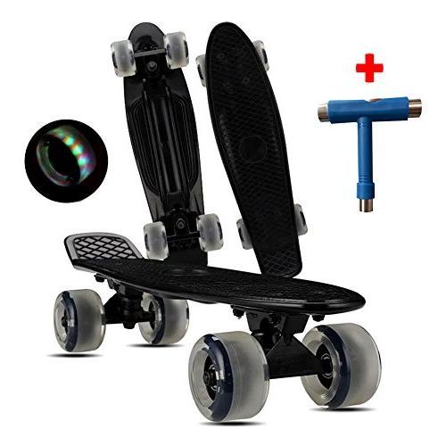 complete mini cruiser skateboard
