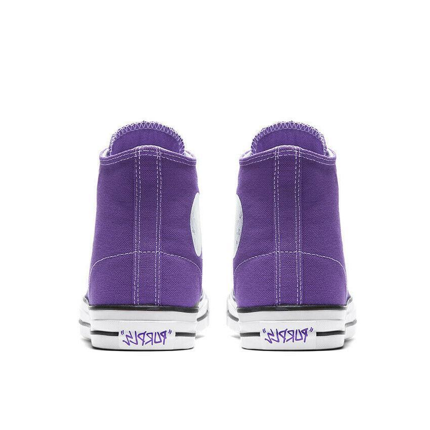 Converse CTAS Shoes Electric Purple $70