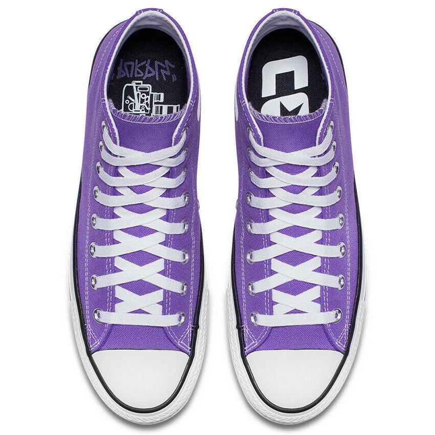 Converse Cons Purple Pro Shoes $70
