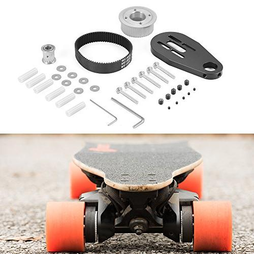 XCSOURCE Electric Skateboard Longboard Kit Parts And Motor + Screw Tool For 80mm Wheels OS914