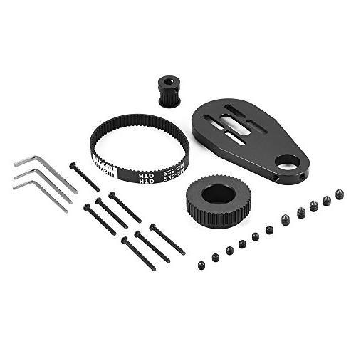 XCSOURCE DIY Longboard And Kit Belt + Screw Tool Mount for 70/72mm Wheel OS915