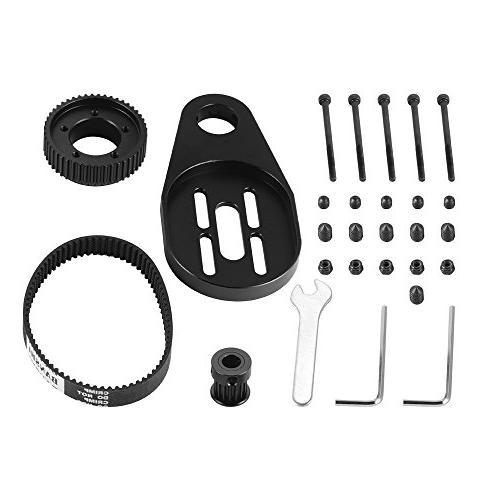XCSOURCE DIY Kit + + Mount for Wheel OS915