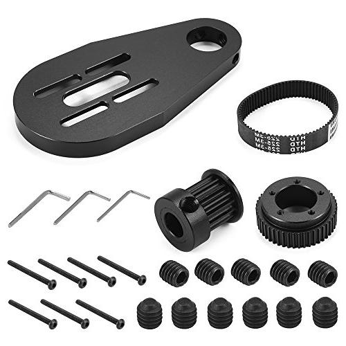 XCSOURCE Electric Longboard Kit + Bracket Belt + Mount for 70/72mm OS915