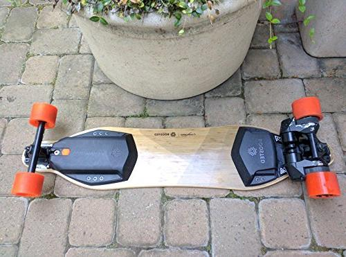Boosted Skateboard