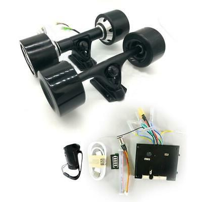dual hub motor front truck with esc