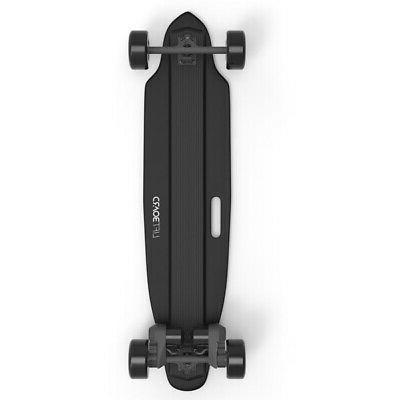 dual motor electric skateboard by