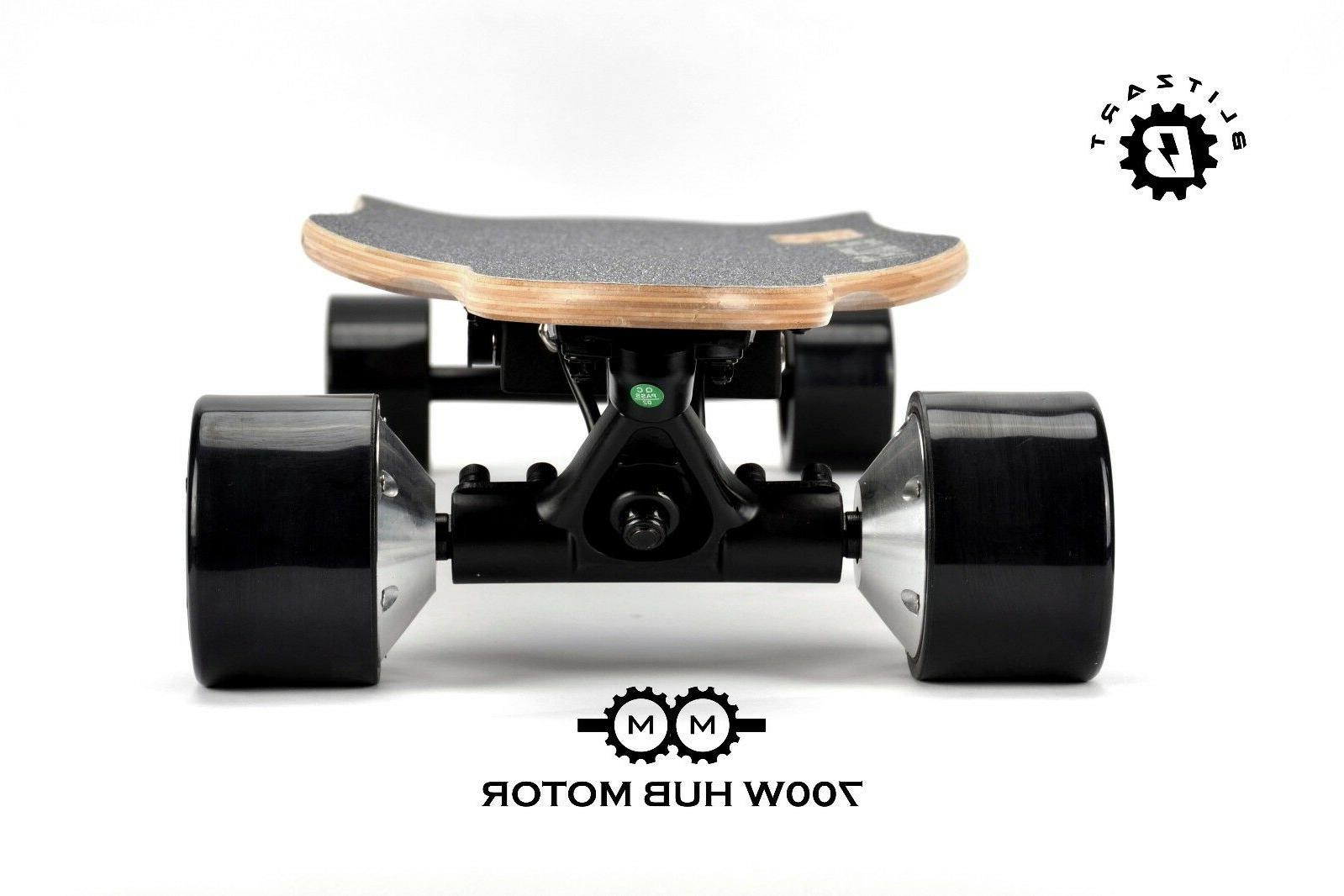 BLITZART Skateboard Longboard
