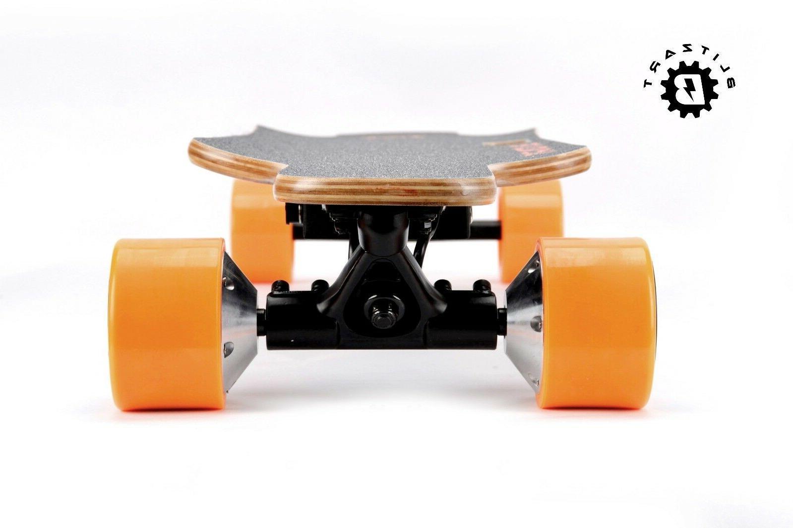 "38"" DUAL- Electric Skateboard Longboard"