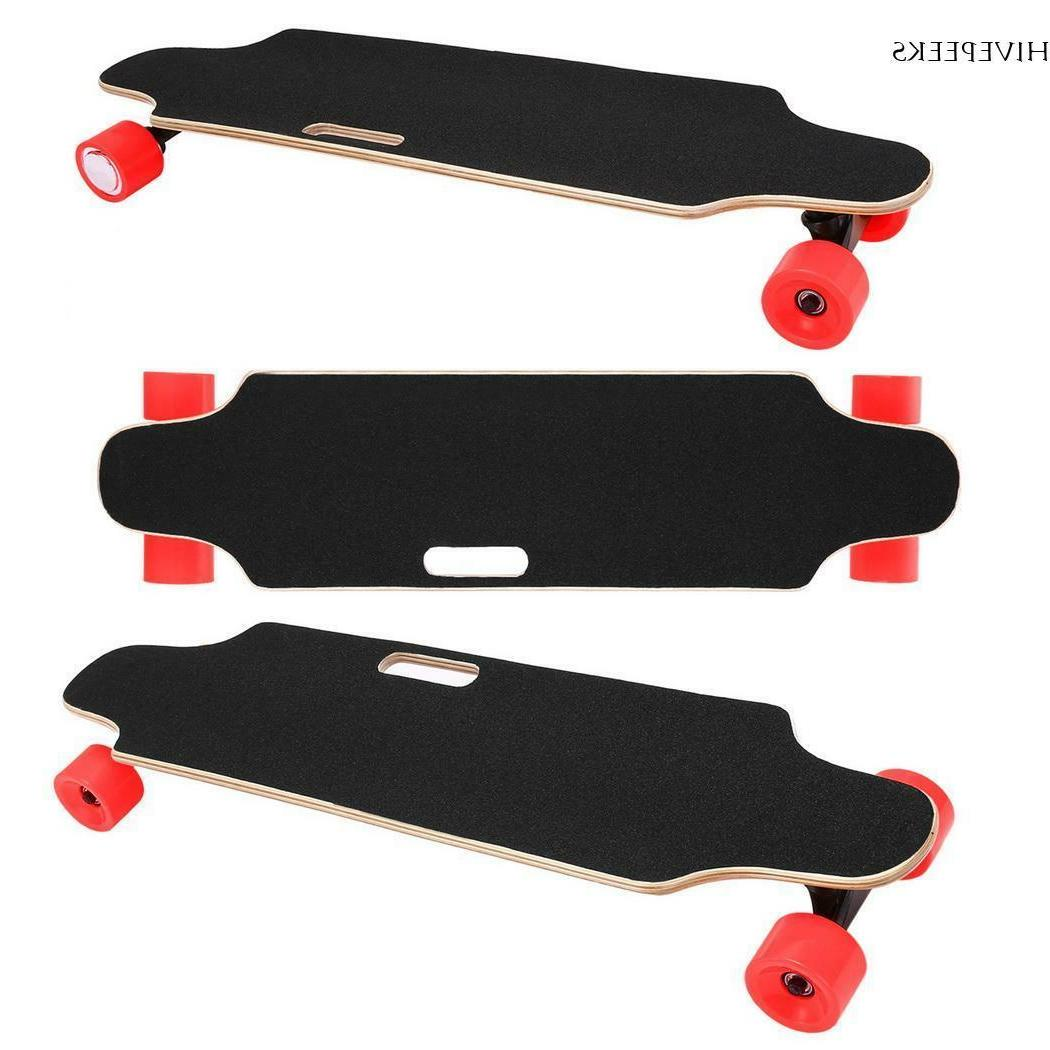 Electric Skateboard Wireless Remote Control Maple Deck