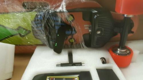 NUFF Electric Longboard Skateboard Black/orange ,2000W $1599