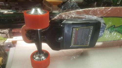 NUFF Electric Black/orange ,2000W motor,24MPH, $1599