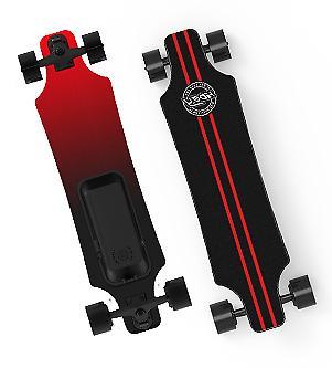Hiboy Electric Longboard Skateboard with FAST 24mph!!!!
