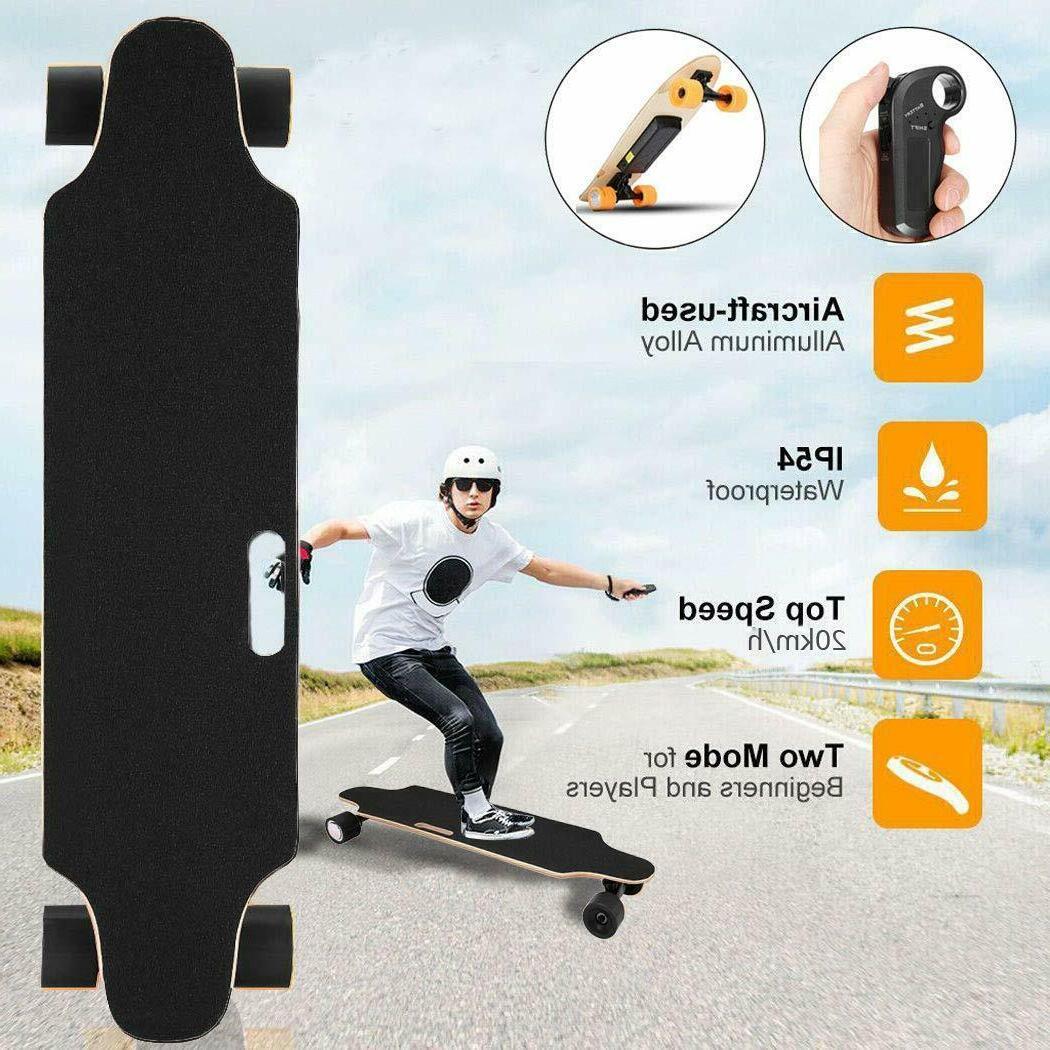 """Electric 2.9"""" Longboard Wireless Remote Controller Longboard"""