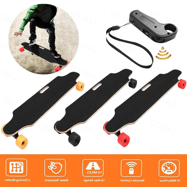 Electric Skateboard Longboard Wireless Longboard