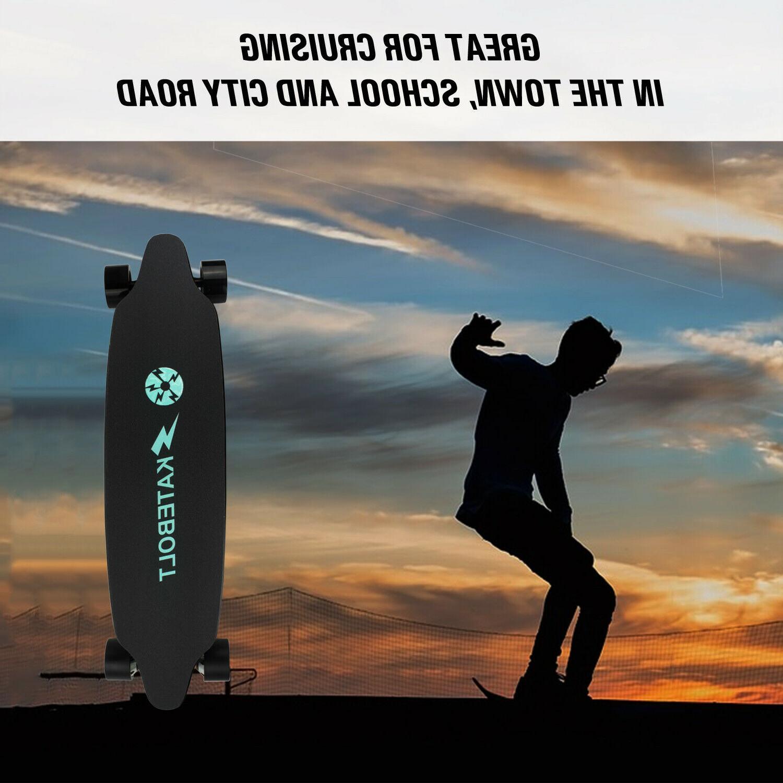 SKATEBOLT mAh Longboard