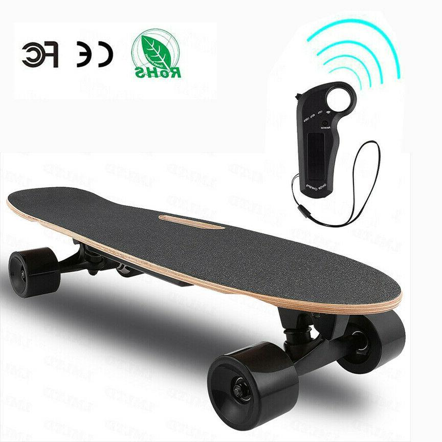 ANCHEER 350W Motor Longboard Wireless w/Remote