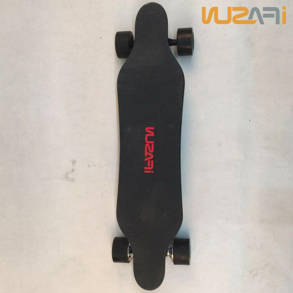 electric skateboard 38inch remote app 21 7mph
