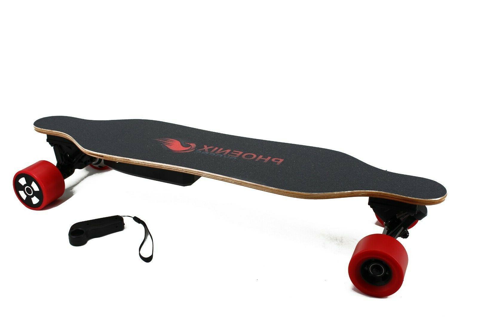 Phoenix 9.3Miles Control Longboard
