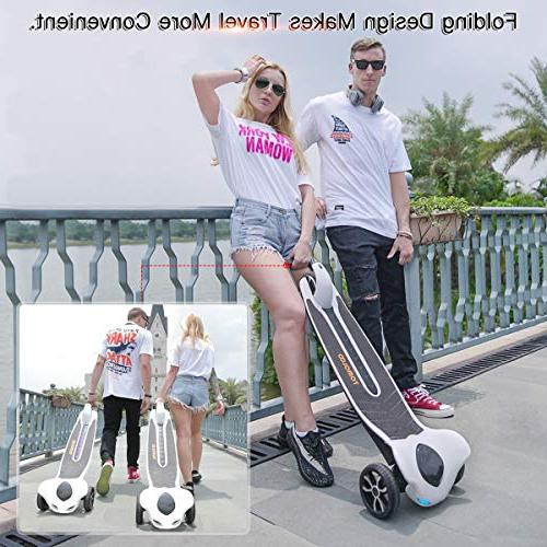 Electric Skateboard with Bluetooth -- Dragon Remote Controller, MPH Top 12 Max
