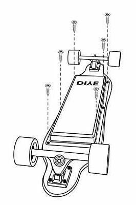 DIYE Electric Skateboard &