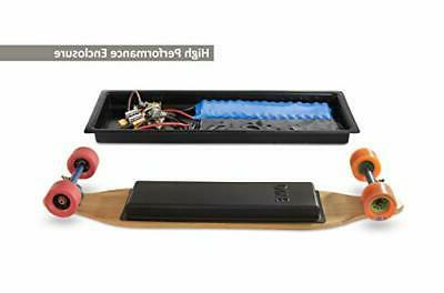 electric skateboard battery and amp electronics customizable