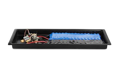 DIYE & Electronics & Scratch-Proof Battery Enclosure