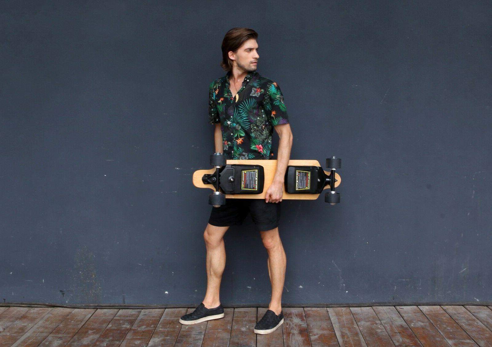 Electric Skateboard Booster ONAN X2 2000W Dual - 2019 New Mo