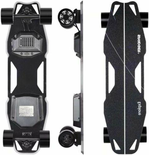 electric skateboard d5x plus 35 portable longboard