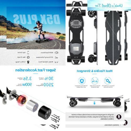 electric skateboard d5x plus 35