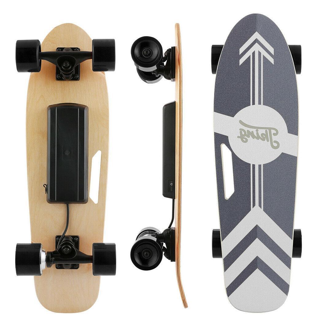 electric skateboard power motor smart sensors cruiser