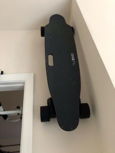 electric skateboard dual motor