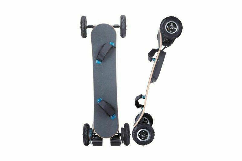 Electric Skateboard Kit Remote Off Road Wheels 3300W
