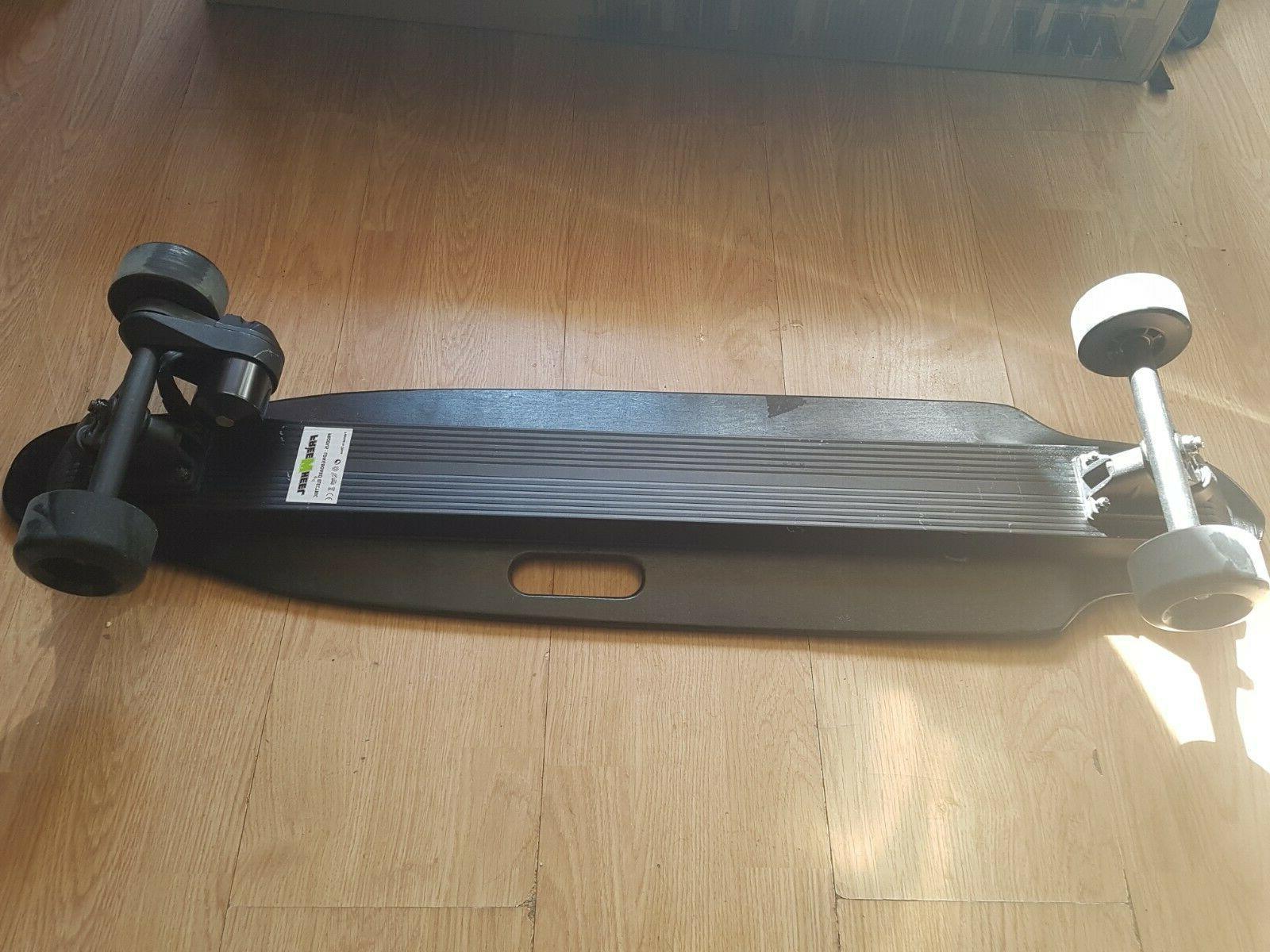 Electric skateboard 30km 25km/h 900W