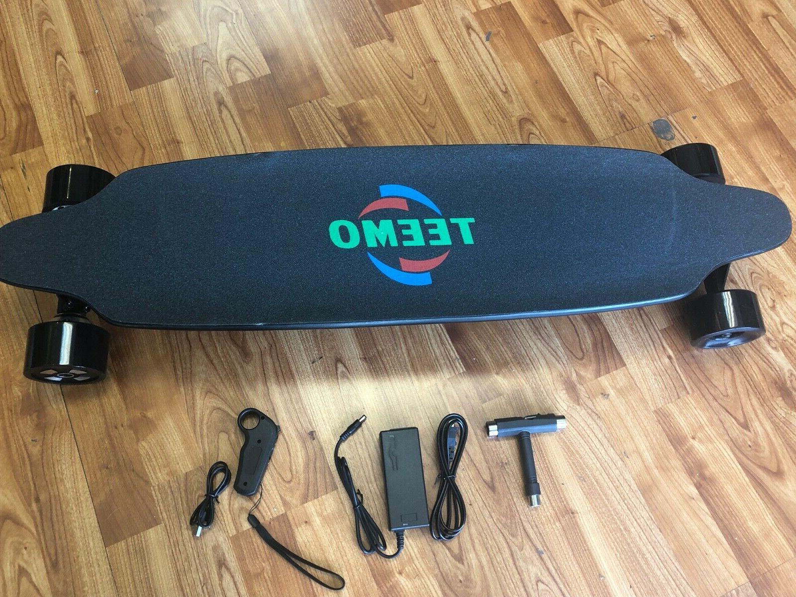 TEEMO Skateboard 23MPH long range