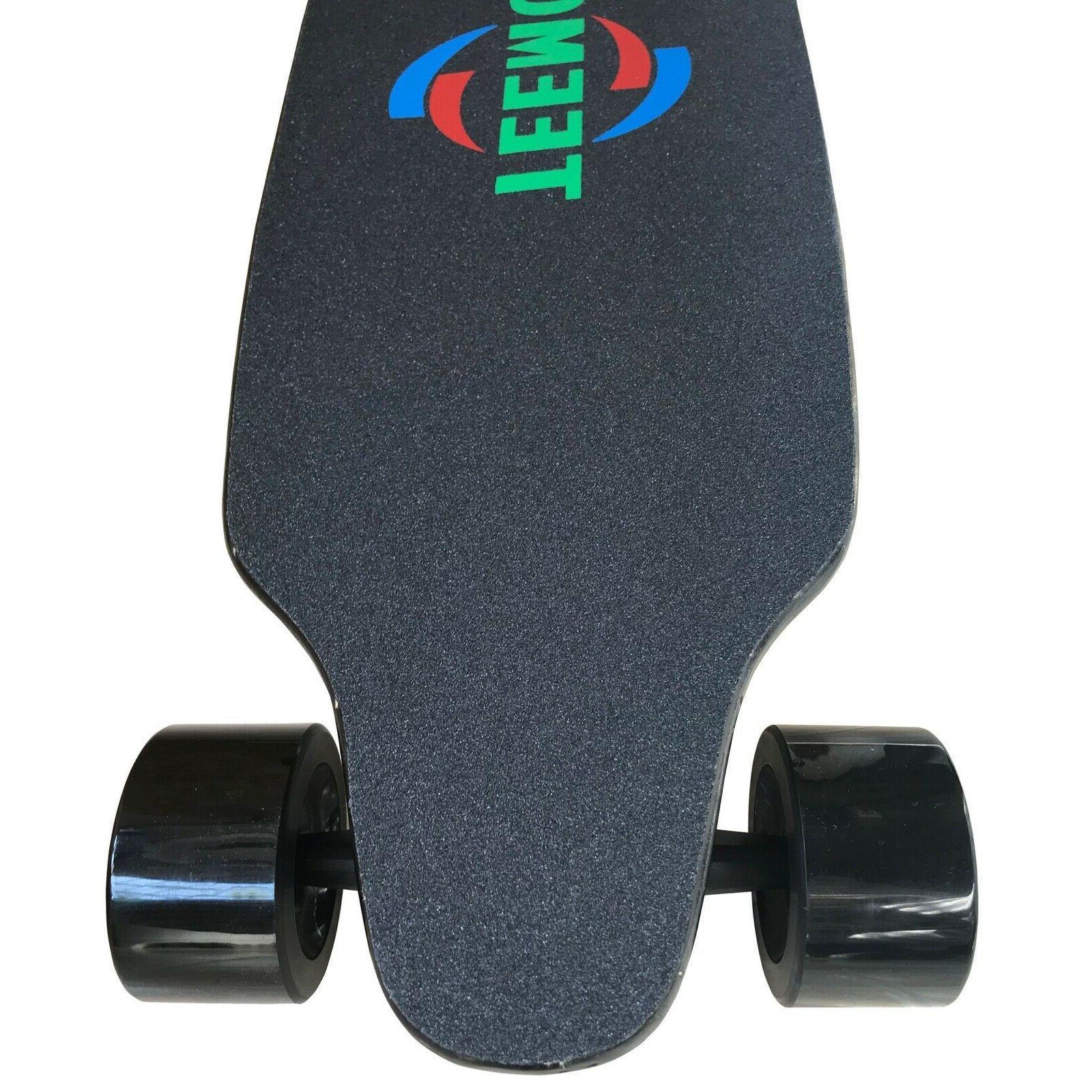 TEEMO Skateboard 23MPH Dual range