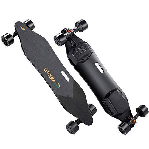 electric skateboard longboard