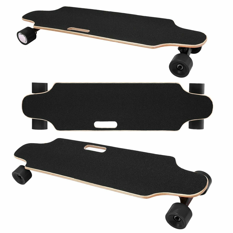 Electric Longboard Wood Control