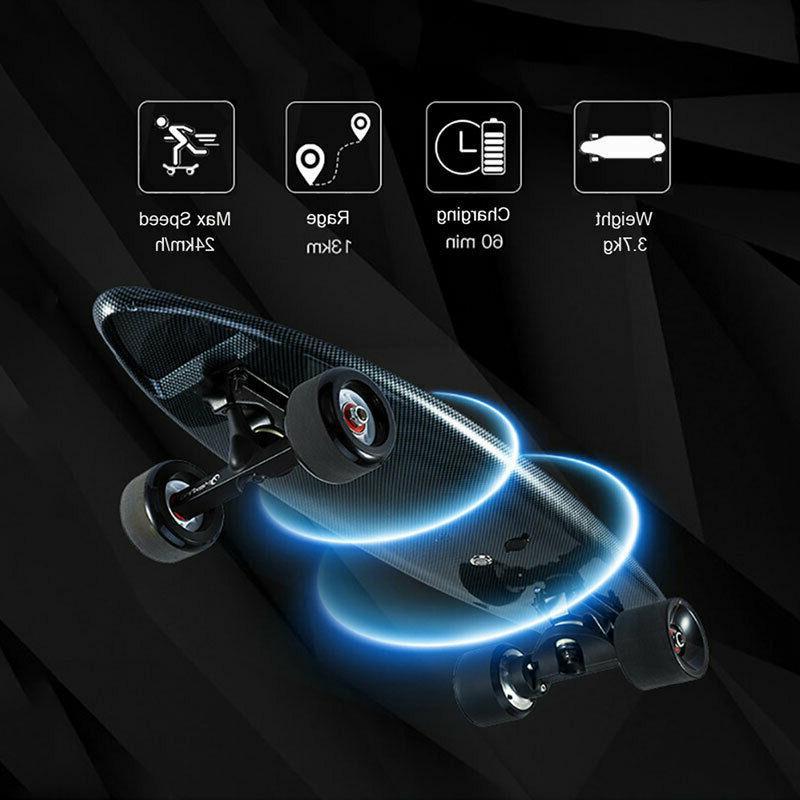 Maxfind Skateboard Longboard Mini Remote Control