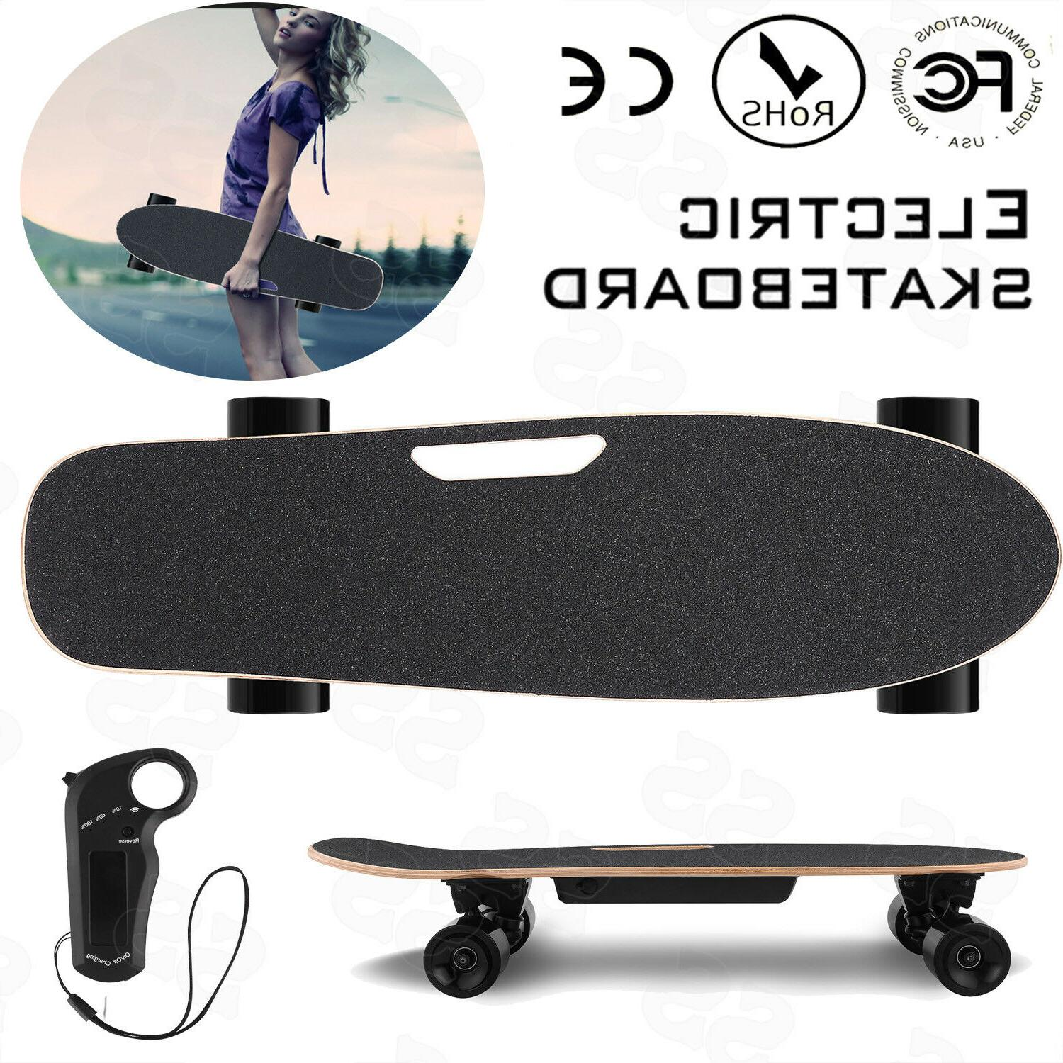 Electric Skateboard Transportation Electric Longboard with Wireless H