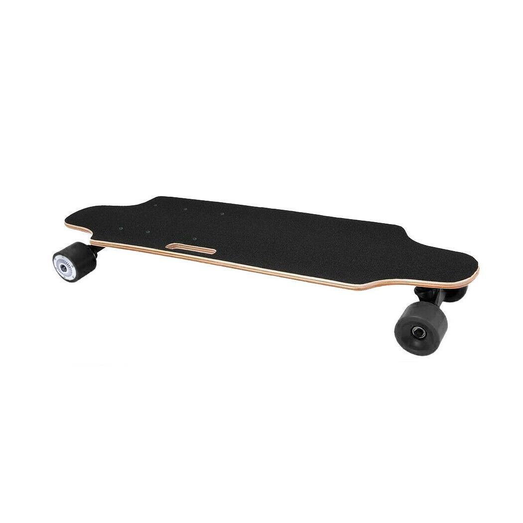 RAIDER Black Long Board