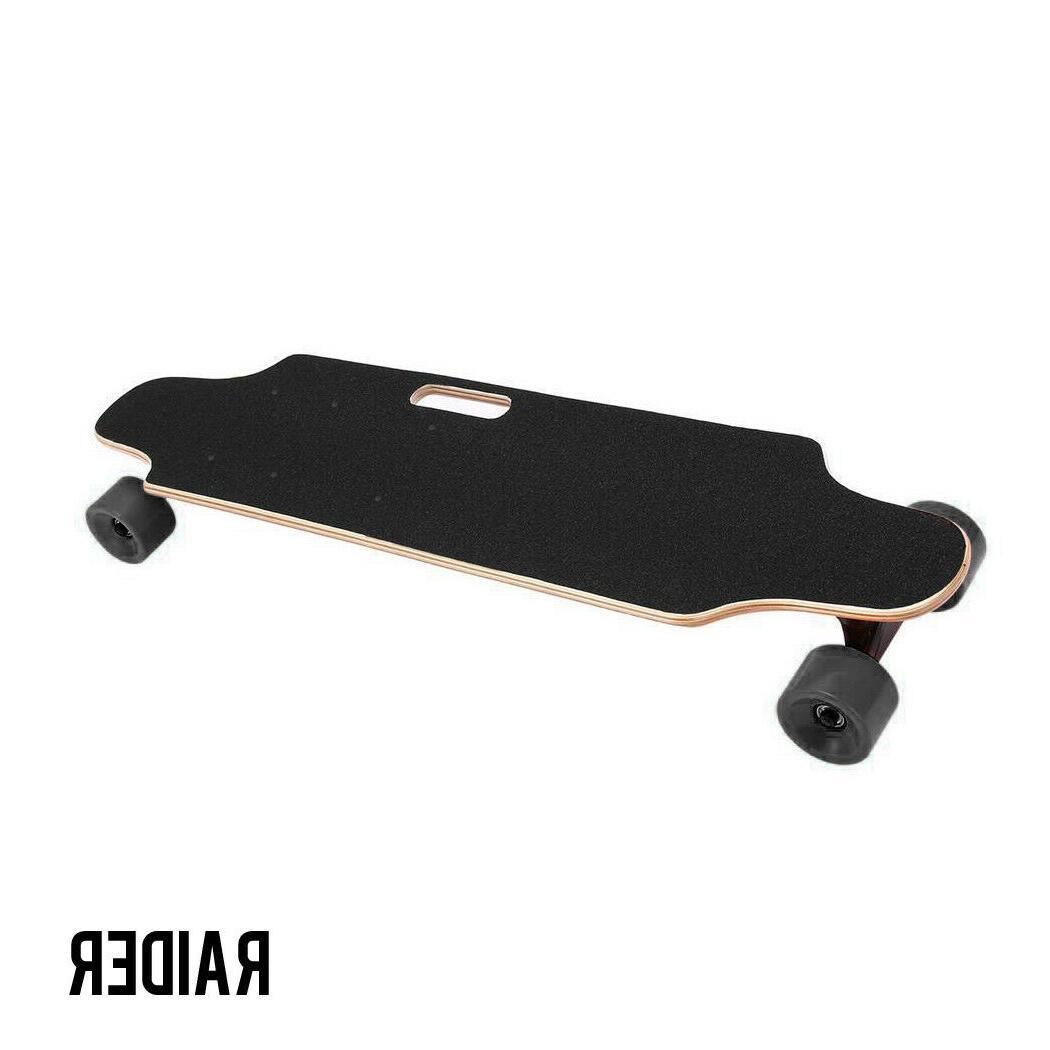 RAIDER Remote Charger Black