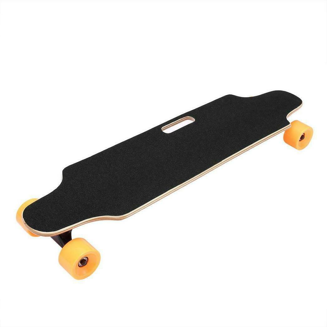 Electric Skateboard 4 W/Remote Controller