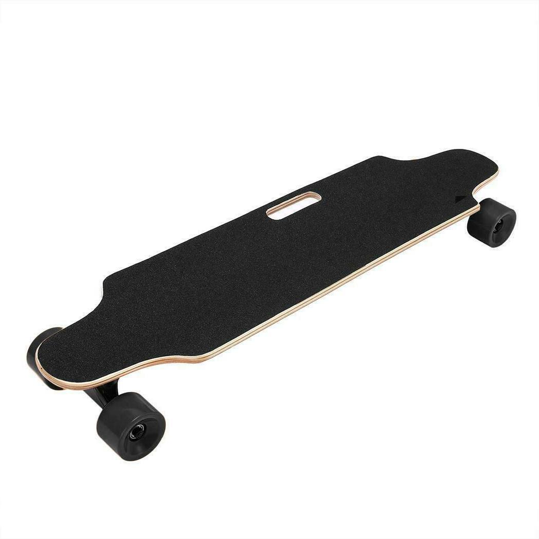 Electric Skateboard Longboard 4 Wireless W/Remote