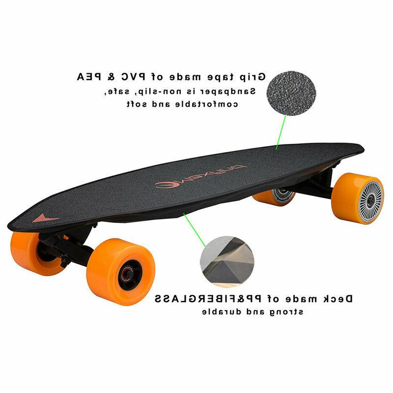 Maxfind Electric Skateboard Longboard Scooter