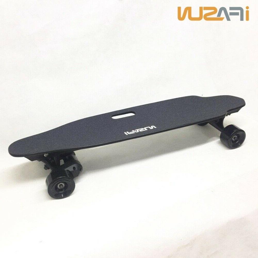 electric skateboard longboard w remote 22mph 1000w
