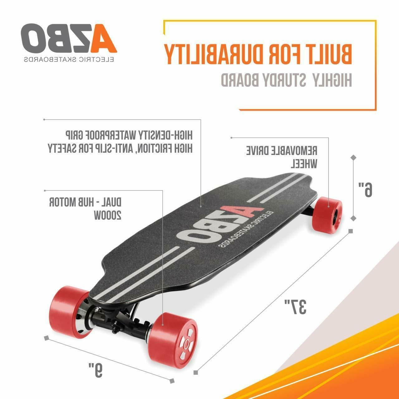 Electric Skateboard Longboard Remote   UL2